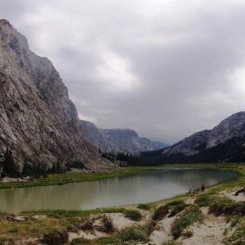 Wide Gannet Valley