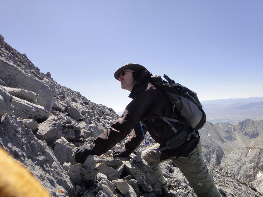 Borah Peak Scramble