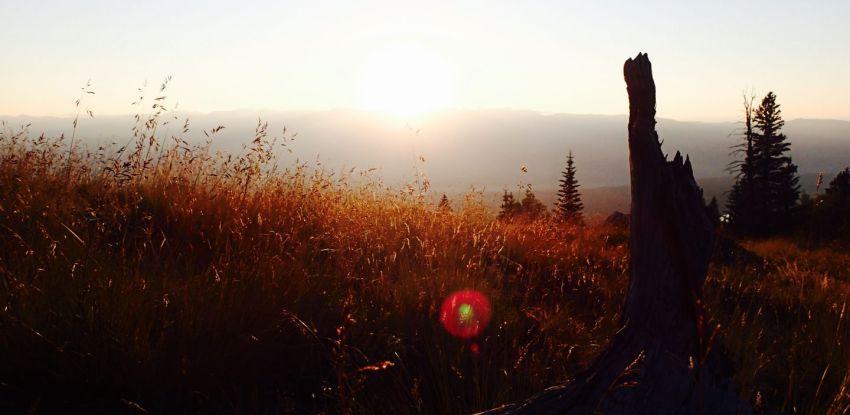 Missed Sunrise Photo Op