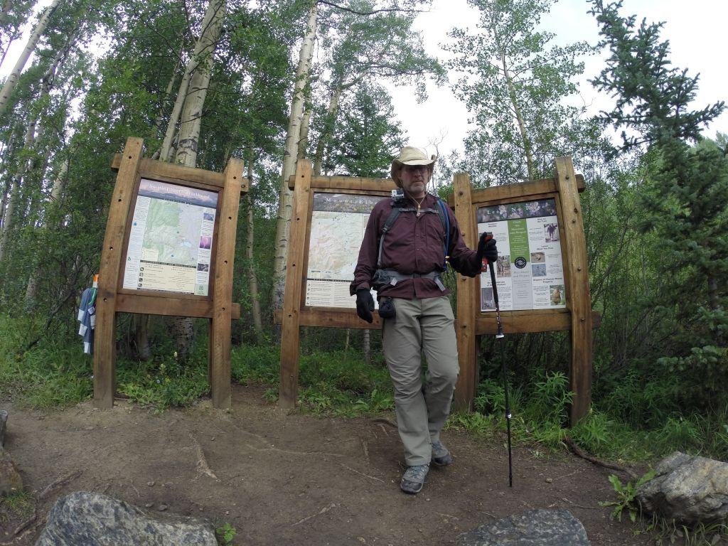 Mt Elbert Trailhead