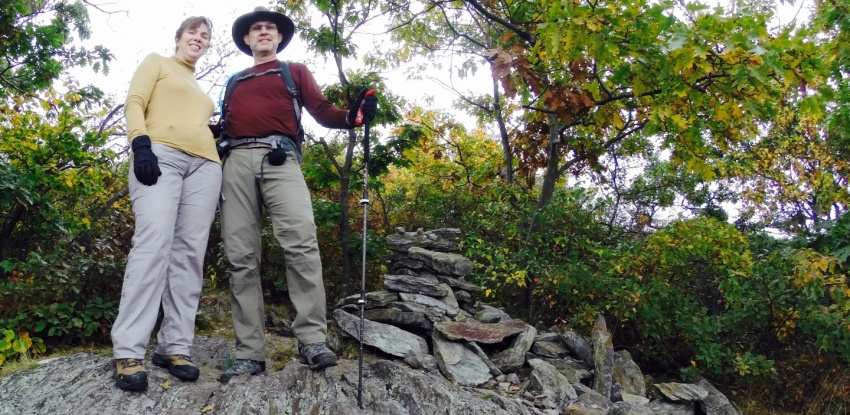 Mt Frissell (South Slope), CT – Highpoint #3 of 4 Complete