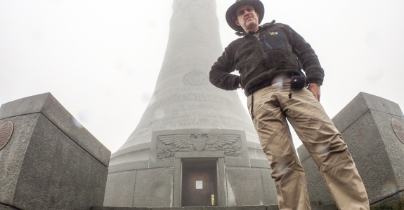 Mt Greylock, MA – Highpoint #4 of 8 Complete