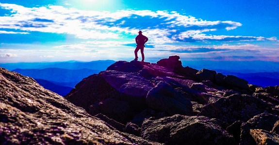 Mt Washington, NH Highpoint #7 of 8 Complete
