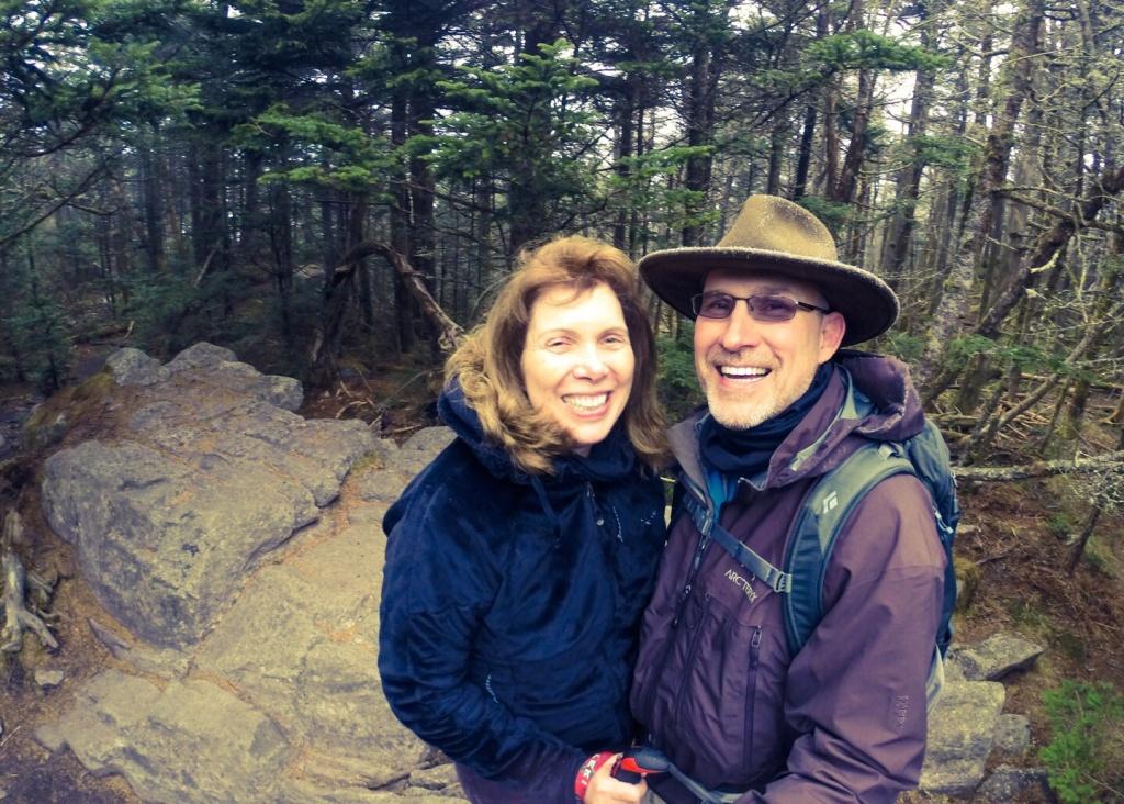 Mt Rogers Robert & Susan Big Smiles