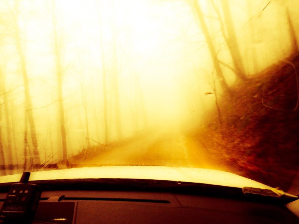 Black Mountain, Kentucky Fog