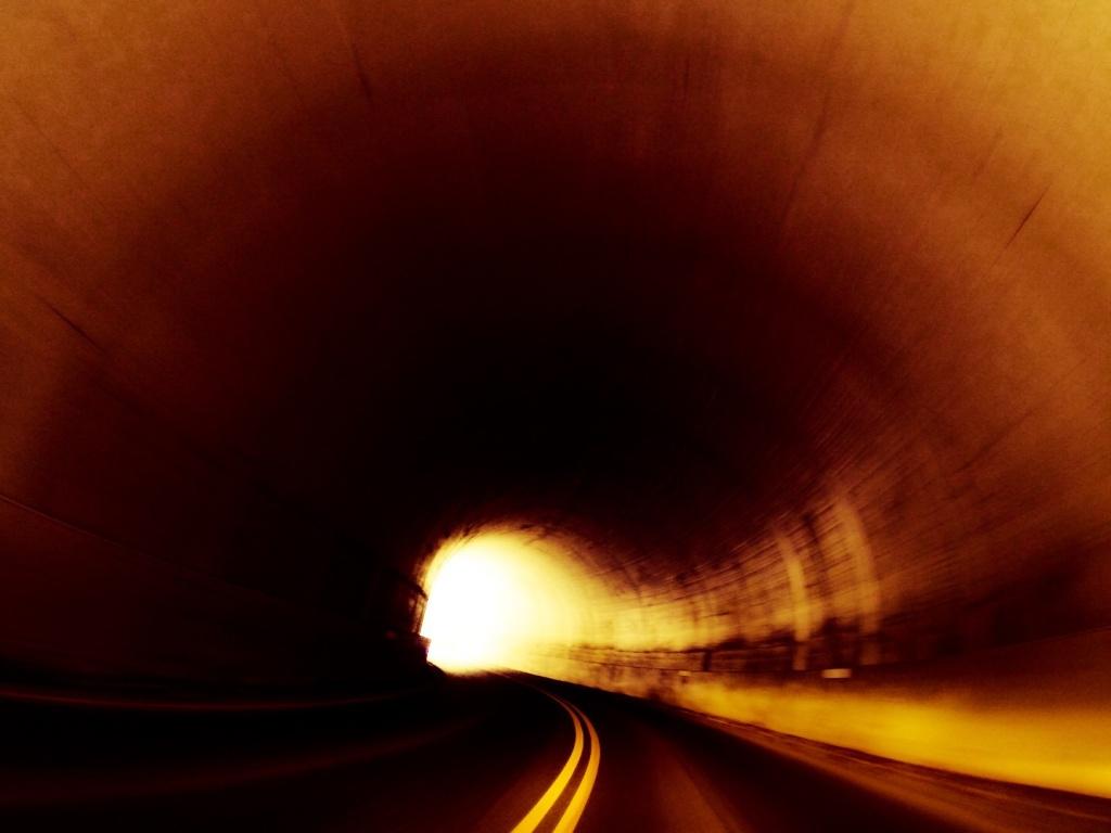 Clingmans Dome TN Tunnel