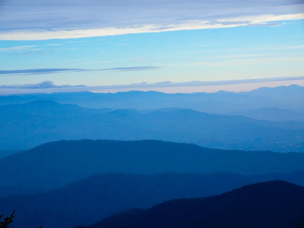 Clingmans Dome TN Weather Lifting 3