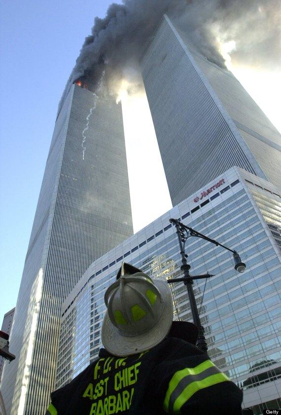 9/11 Terrorist Attack on World Trade Center