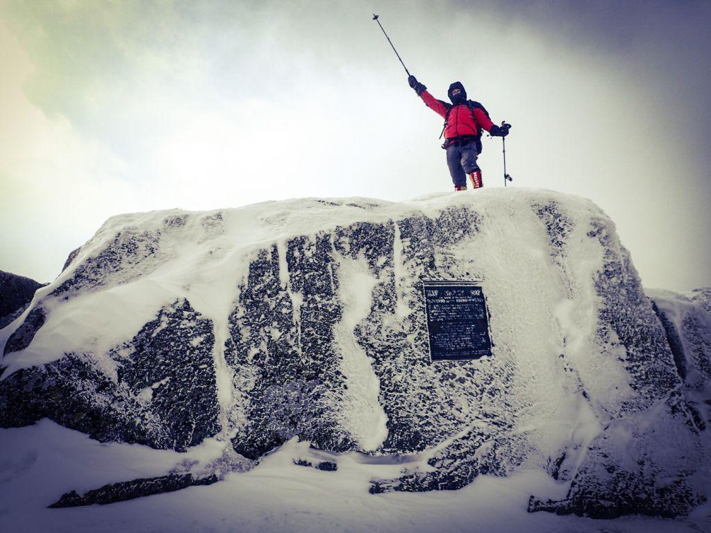 Mt Marcy NY - Summit 1