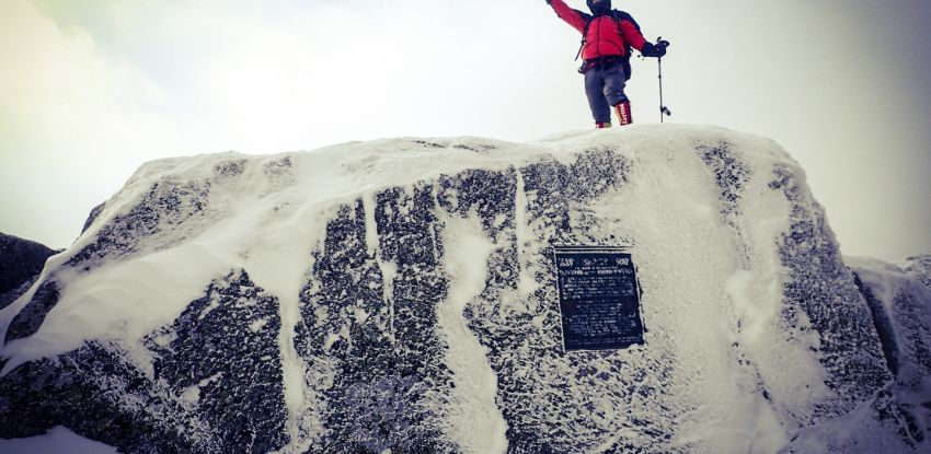 Mt Marcy Trip Report Posted