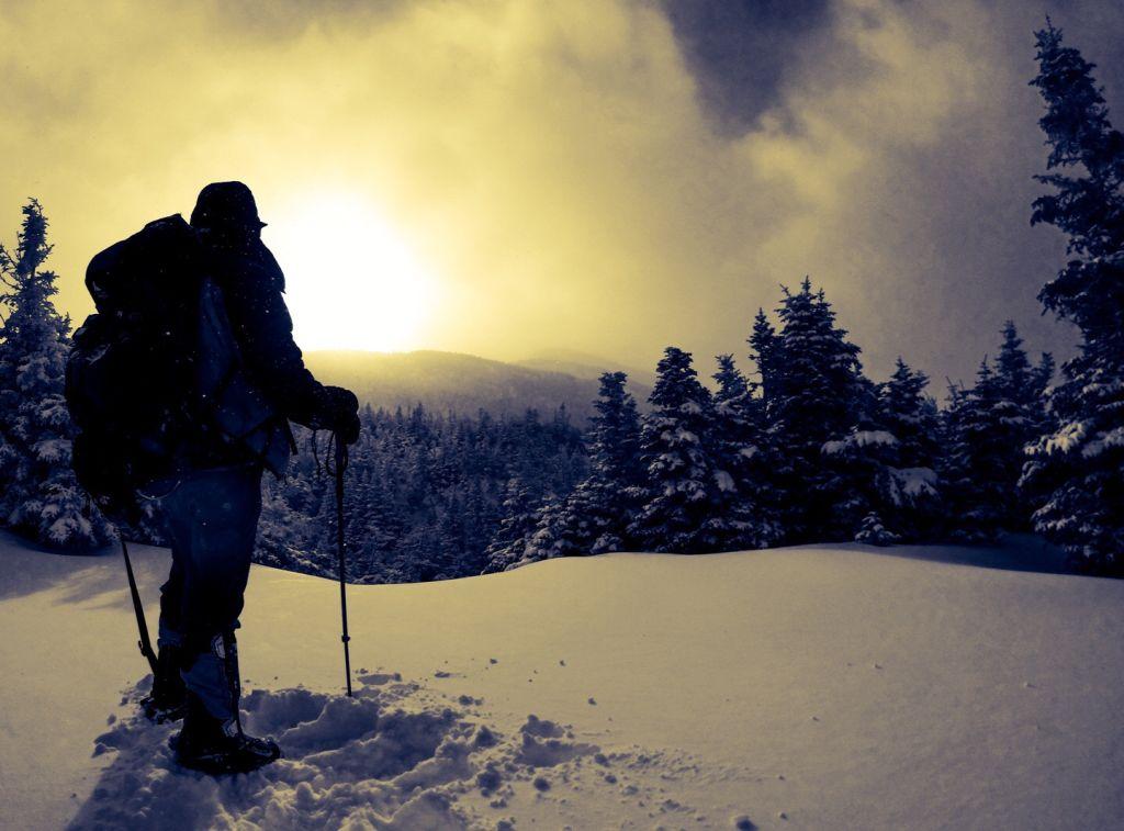 Mt Marcy NY - Sun