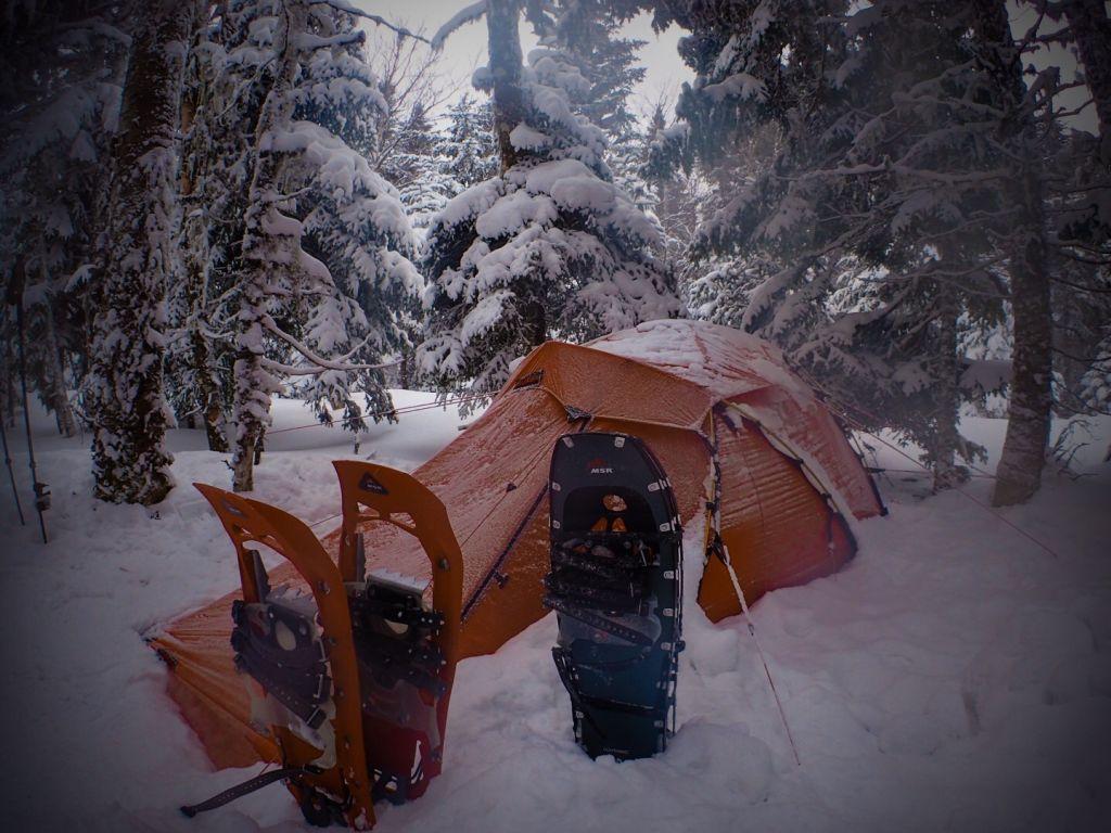 Mt Marcy NY - Camp