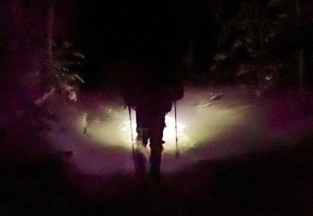 Mt Marcy NY - Night Hiking