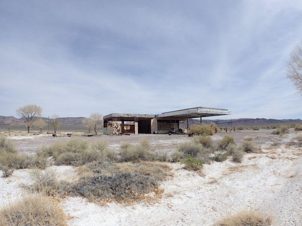 Boundary Peak Nevada - defunct business