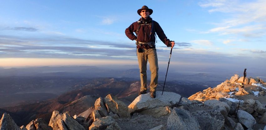 Boundary Peak Trip Report Posted