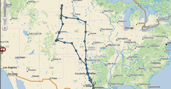 Mt Sunflower Trip Report Posted & North Central Trip Concluded