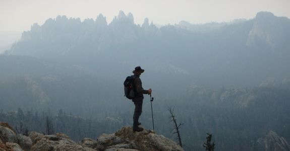 Harney Peak Trip Report Posted, and it's a Doozy!