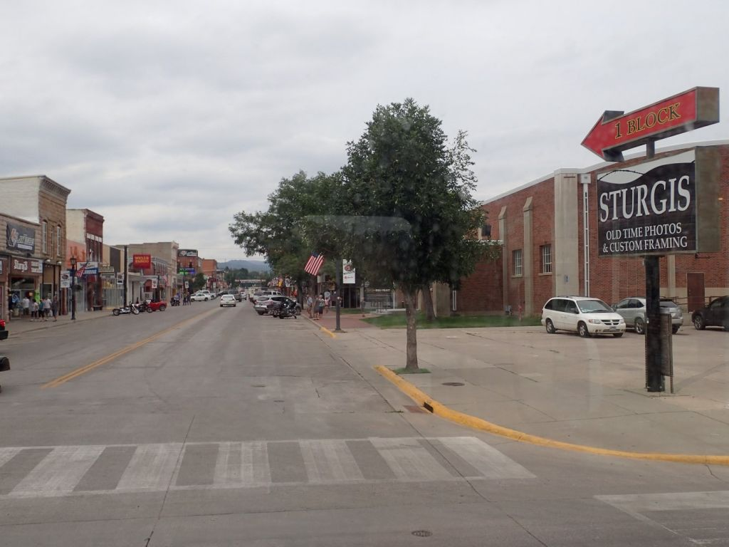 North Dakota Sturgis