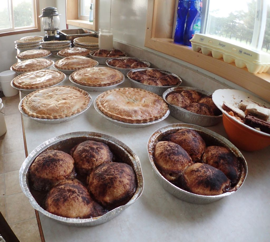 Amish pies, are as good as they look