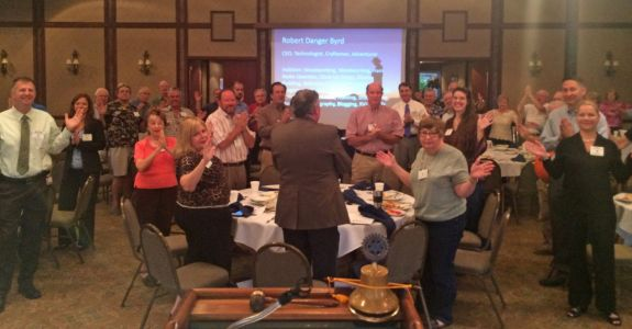 Danger Shares Denali Experience at the Seabrook Rotary Club
