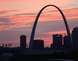Touring St. Louis, Missouri