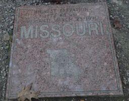 Taum Sauk Mountain, Missouri
