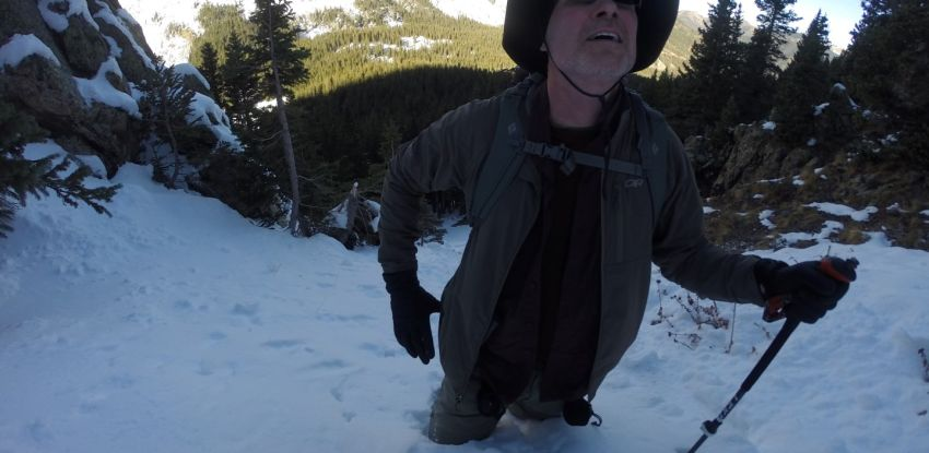 Wheeler Peak Trip Report Posted