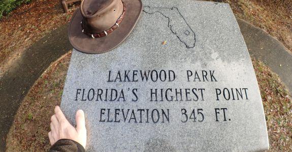 Britton Hill, FL Trip Report Posted