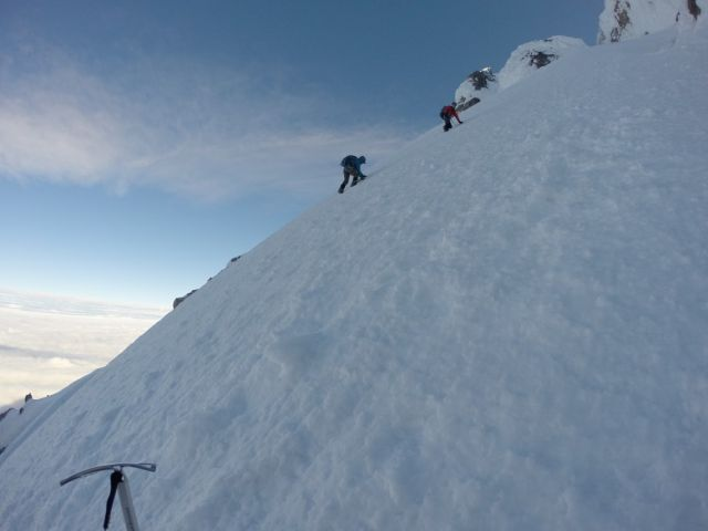 This is the slope I fell on.
