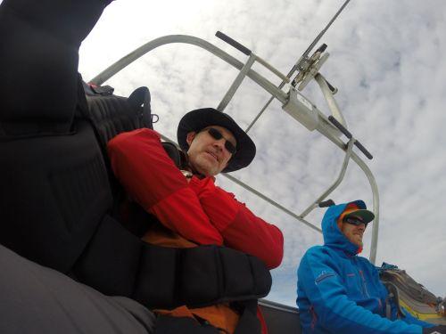 Taking the ski lift, makes me feel so dirty.