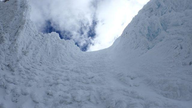 That way lies the summit...