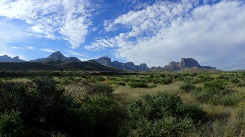 Breathtaking vistas were everywhere!
